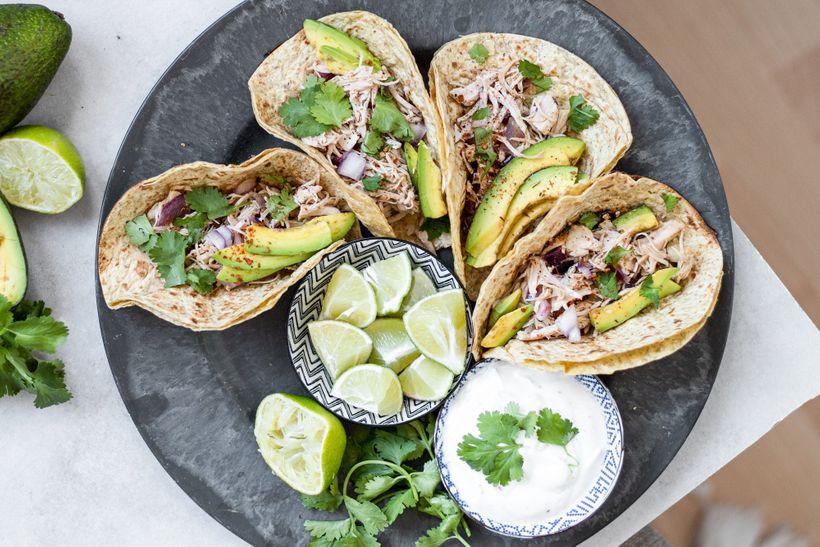 Tacos: Fit večeře plná bílkovin hotová za pár minut