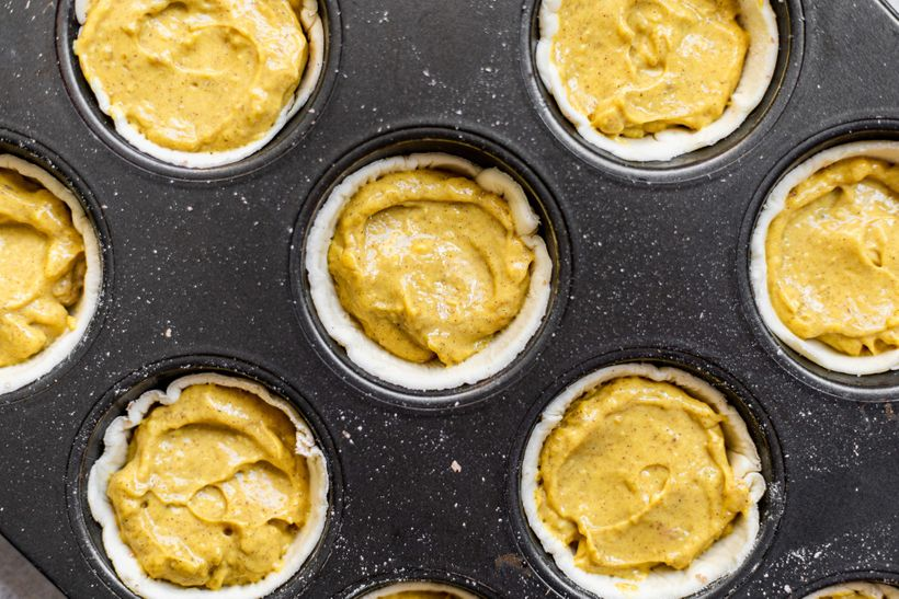 Cesta kolem světa: Proteinová verze portugalských koláčků pastéis de nata