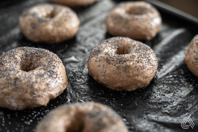Lahodné skořicové bagely, které zasytí a zaženou chutě