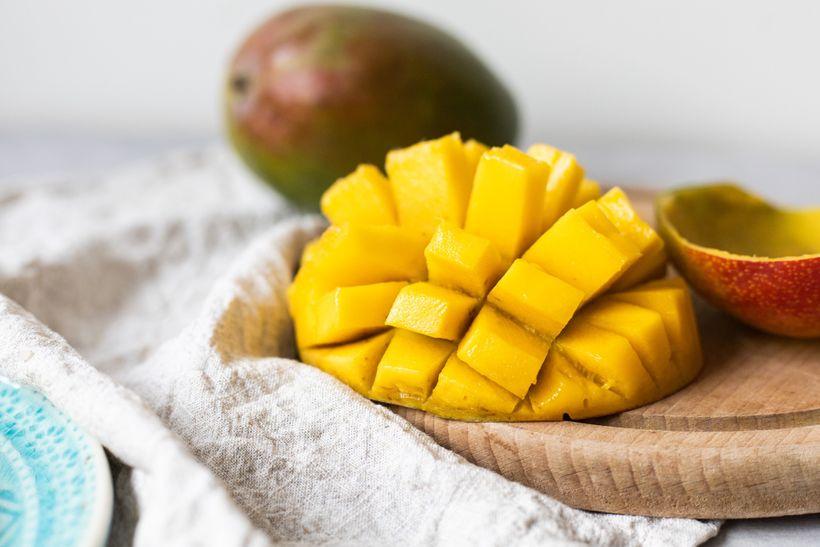 Dezert od thaiské fitness babičky: Mango sticky rice spořádnou náloží bílkovin