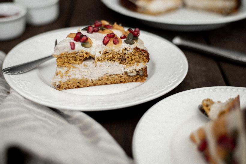 Neodolatelný dýňový dort jako zkavárny