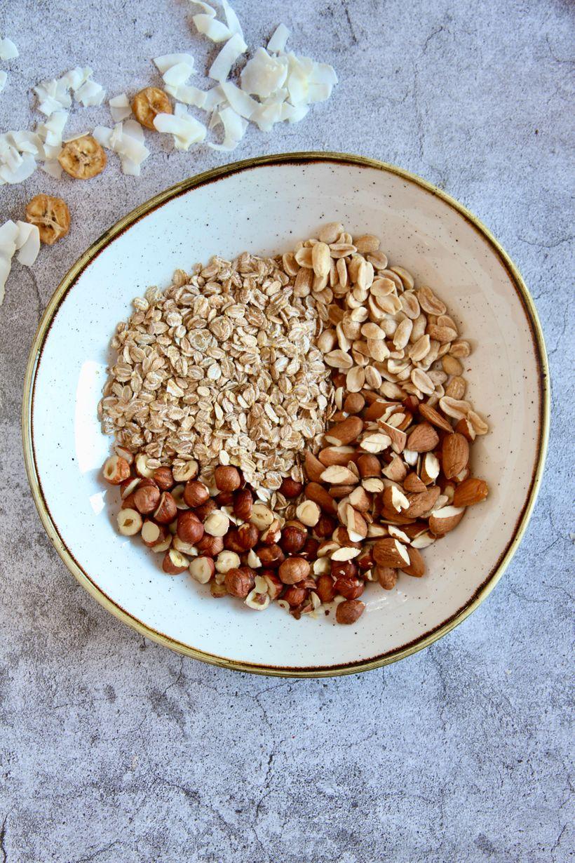 Extra čokoládová granola