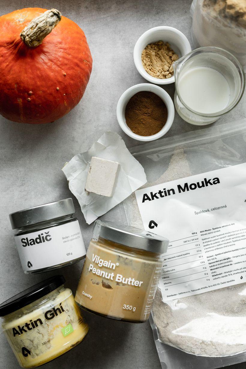 Podzimní pečení: Vláčné skořicovo-dýňové šneky