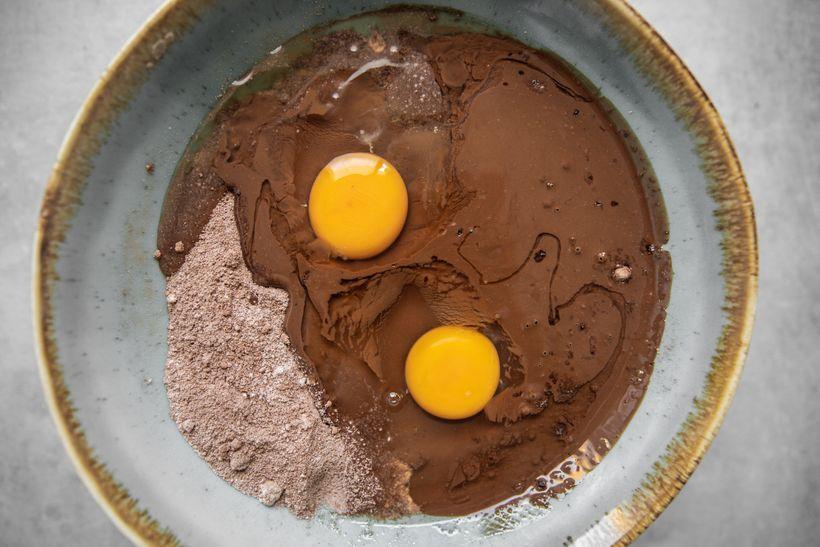To nejlepší z obou světů: Zdravé cheesecake brownies