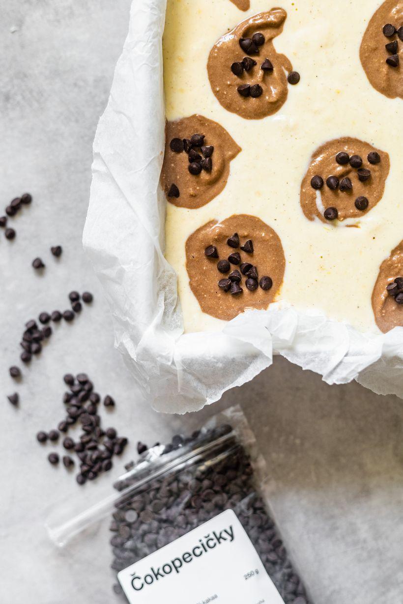 Fit dezert plný bílkovin: Veselá kráva