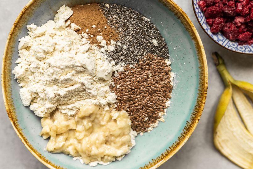 Pečená ovesná kaše: Výživná snídaně do krabičky na čtyřidny