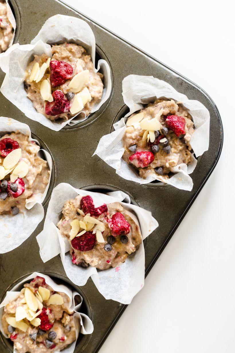 Vláčné snídaňové muffiny