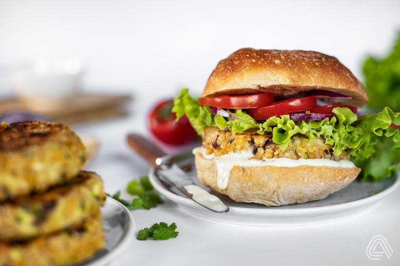 Vege burgery, které neodmítne ani masožravec